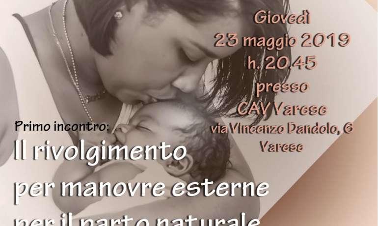Prendersi cura dei piccoli incontro al CAV Varese