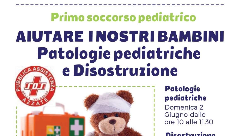Primo soccorso pediatrico: incontro